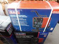 SEALEY 150AMP GAS/GASLESS MIG WELDER