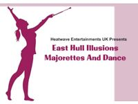 East Hull Illusions (Majorettes and Dance class)