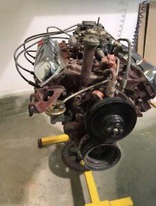 Moteur V8 6.6L  (403  Oldsmobille)