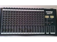 for sale a dynamix series3 14 channel mixer