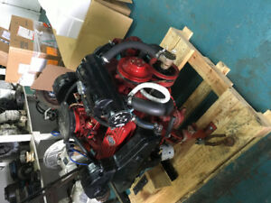 2- Twin 305 Volvo Inboard Engines