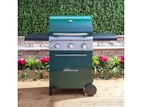 FIRE MOUNTAIN Logan 3 Burner Gas Barbecue ONLY £100!! EX DISPLAY, GREAT CONDITION!! BARGAIN!!
