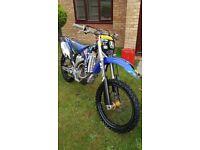 Yamaha yzf250 2006