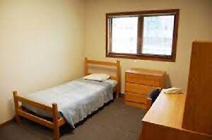 Eglington/Allen Furnished Room in 2 Bedroom Apt for Student $800
