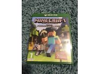 Minecraft , xbox one , as new ! Price stands , no offers !