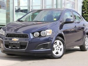 2016 Chevrolet Sonic Certified | Rear Vision Camera | Turbo Char