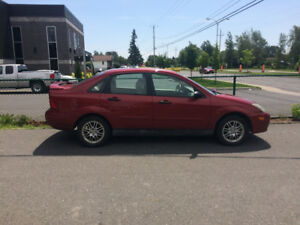 2003 Ford Focus SE Berline Négociable