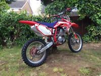 Honda crf 150 bw
