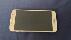 Samsung Galaxy s6 Gold 32 GB