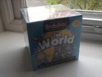 Kids Brain Box Game - The World (new)