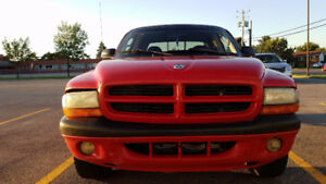 2002 Dodge Dakota V6 3.9L 2x4 sport