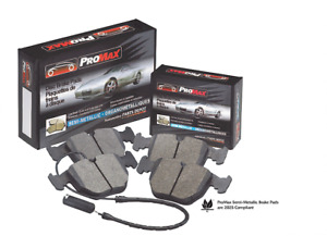 01-07 Escape/01-06 Tribute Front Semi Metallic Brake Pads