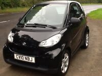 Smart car 800 cdi auto coupe only 15000 miles from new !!