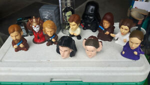 Vintage star wars toy lot