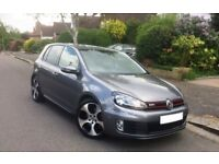 Golf GTi 5dr DSG 34,000 Mls FMDSH ESR Apple Car Play Navigation Voice Commands for Phone and Music