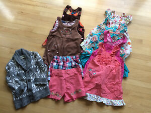 Lot vêtements 2 ans