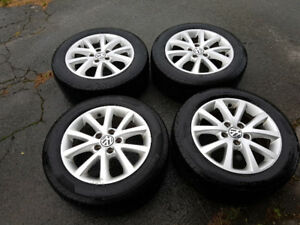 16 inch OEM VW alloy Rims