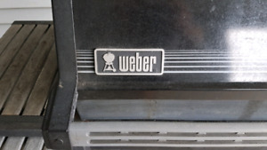 Weber Platinum Series BBQ - natural gas