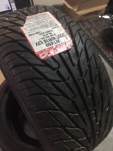 "Brand New 16"" Low profile tires"
