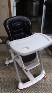 Pappa perego highchair