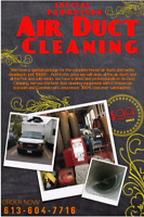 SPECIAL OFFER FOR PROFESSIONAL DUCT CLEANING JUST $99.99