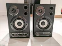 Behringer MS20 Digital Monitor Speakers Great Condition