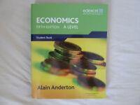 Edexcel Economics A Level (new spec) textbook