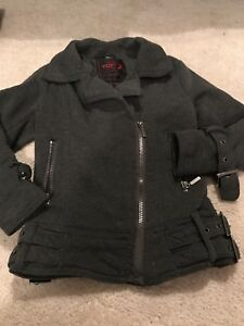 Girls cute fall jacket