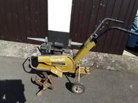 Norlett 5000 rotovator/cultivator in good working order