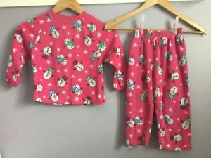 Girls Size 4 Pajamas Carters/ The Children Place