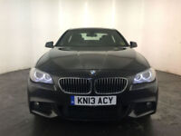 2013 BMW 520D M SPORT DIESEL 1 OWNER SERVICE HISTORY FINANCE PX WELCOME