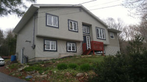 FOR SALE 5 BEDROOM HOUSE and IN-LAW SUITE and GARAGE  HALIFAX NS