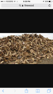 Firewood for sale 100$ per cord delivered