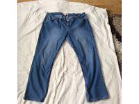 Size 20 regular skinny jeans