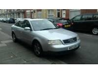 For sale AUDI A6 1.9TDI DIESEL 1 YEAR MOT GREAT RUNNER