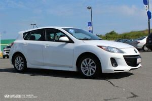 2013 Mazda MAZDA3 GS! LEATHER! SUNROOF! $82 BI-WEEKLY!