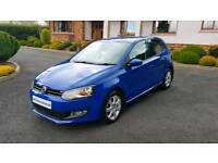 2013 VOLKSWAGEN POLO 1.2 TDI MATCH EDITION...FINANCE THIS CAR FROM £29 PER WEEK...MINT CONDITION...
