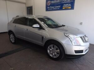 2016 Cadillac SRX Luxury AWD LEATHER SUNROOF