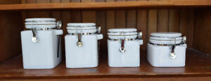 Counter Canisters