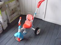 Little tikes learn to pedal, 3-in-1 trike Tricycle for kids