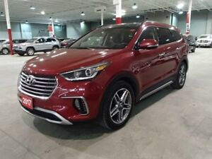 2017 Hyundai Santa Fe XL XL LIMITED NAV
