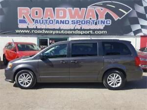 2016 Dodge Grand Caravan SXT DVD