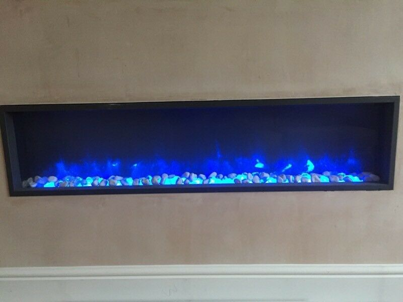 GAZCO Radiance Inset Electric Fire 135R LED BRAND NEW IN BOX