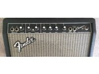 Fender Champion 30 guitar amplifier with reverb