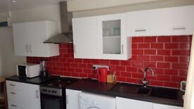 Short Let Apartment Available - Large Bedroom, Kitchen and Bathroom including WiFi