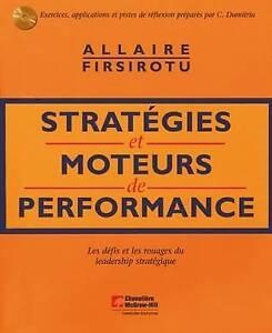 Stratégies et moteurs de performance : Les défis et les rouages