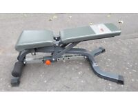 BODYMAX CF328 DELUXE WEIGHTS BENCH
