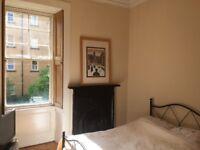 SHORT LET Double bedroom in West End flat