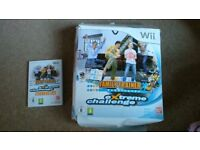 Family trainer extreme challenge wii £5