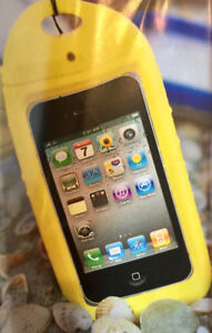 WATERPROOF CASE (tested) for iPods & iPhones (4S & earlier)
